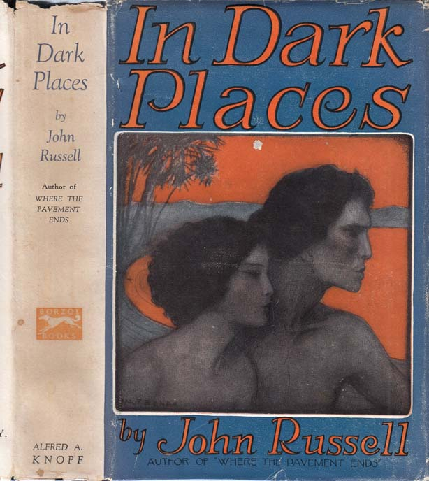 In Dark Places. John RUSSELL.