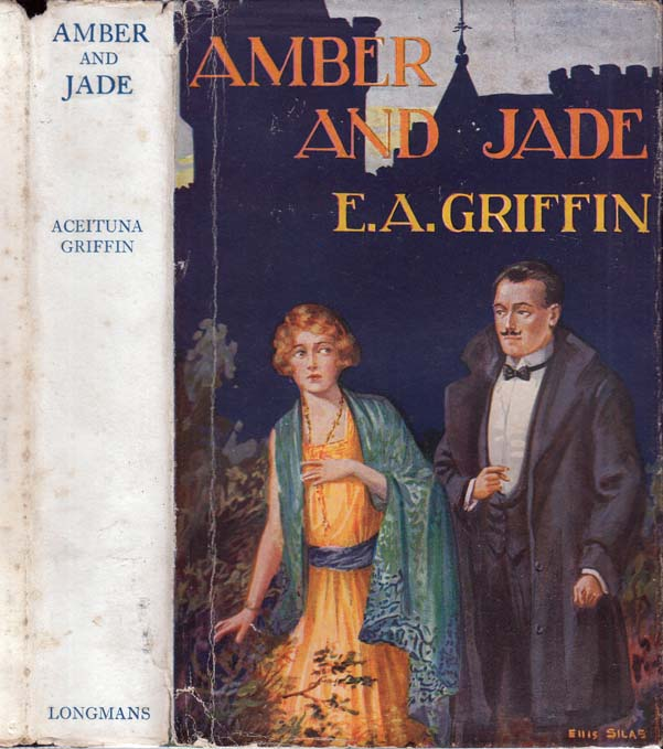 Amber and Jade. E. Aceituna GRIFFIN.