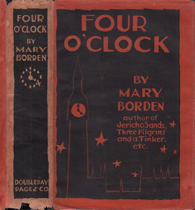 Four O'Clock and Other Stories. Mary BORDEN.