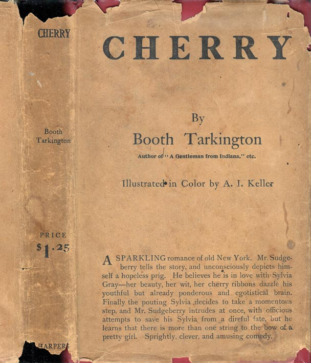 Cherry. Booth TARKINGTON