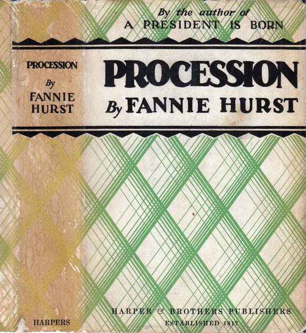 Procession. Fannie HURST