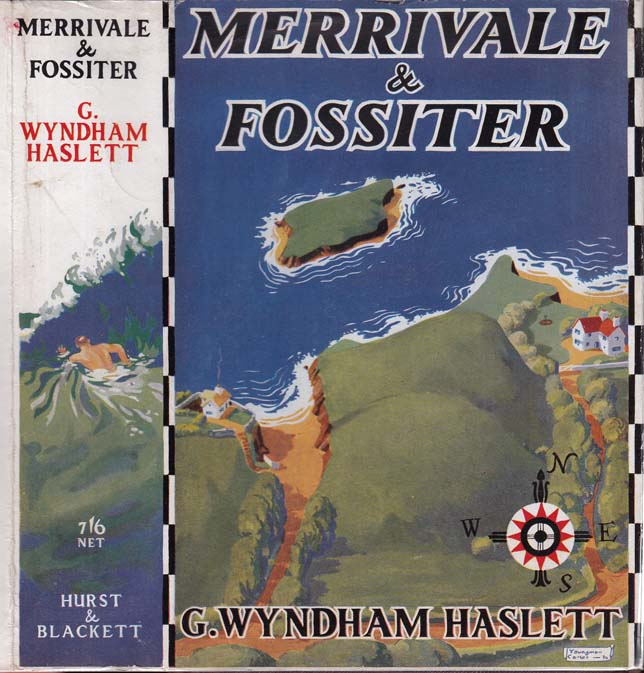 Merrivale and Fossiter, A Memory Between Two Worlds. G. Wyndham HASLETT