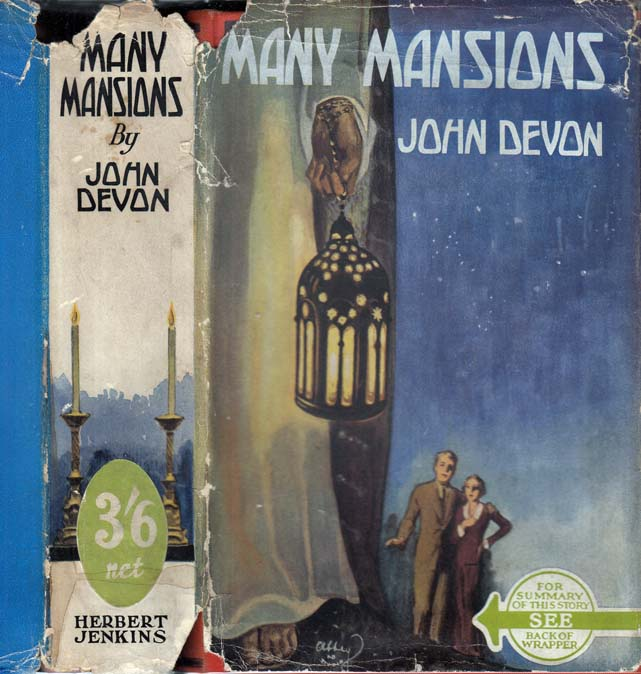 Many Mansions. John DEVON.