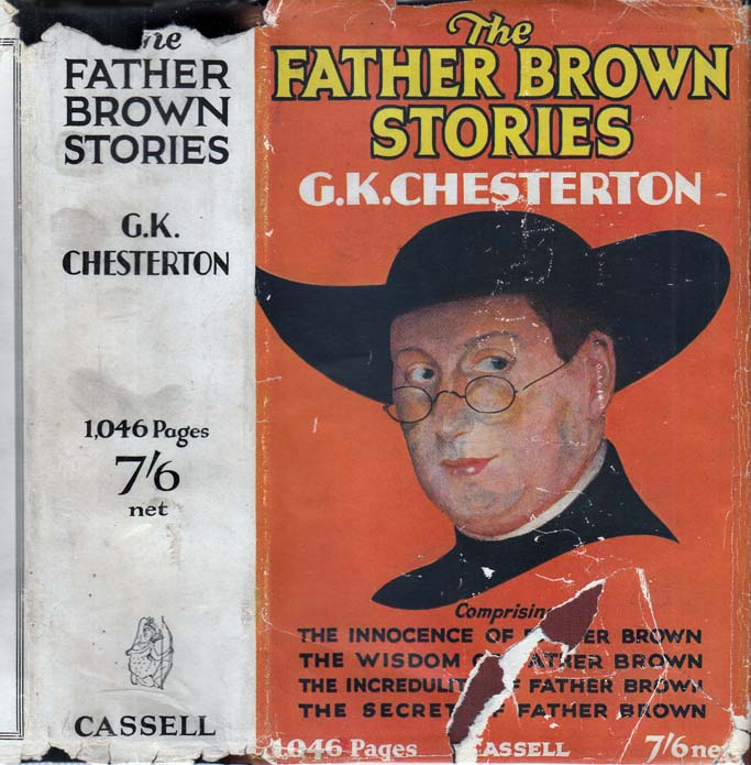The Father Brown Stories. G. K. CHESTERTON