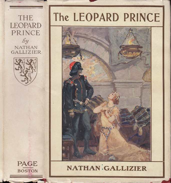 The Leopard Prince. Nathan GALLIZIER