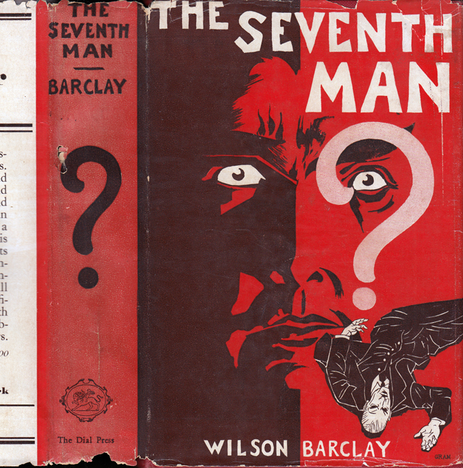 The Seventh Man. Wilson BARCLAY