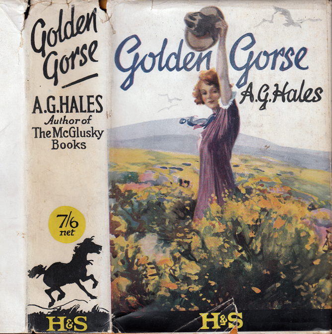 Golden Gorse. A. G. HALES, Alfred Greenwood