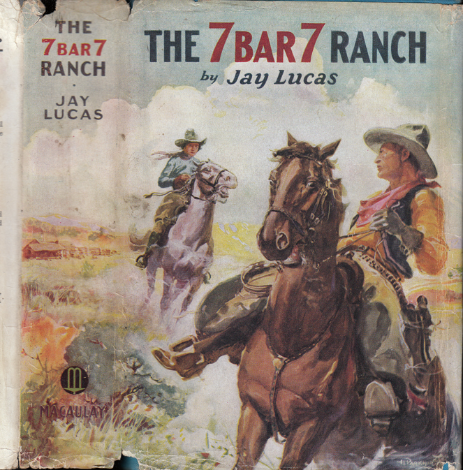 The Seven Bar Seven Ranch. Jay LUCAS.