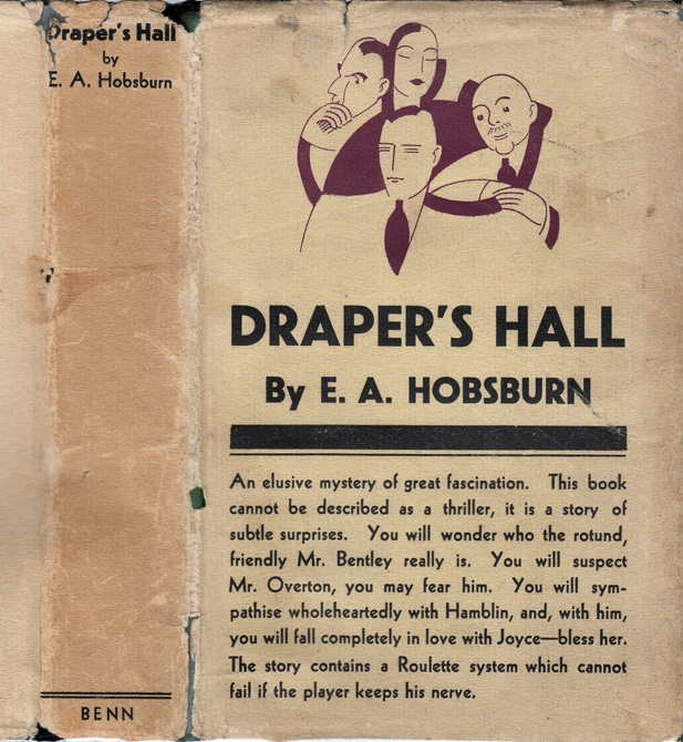 Drapers' Hall. E. A. HOBSBURN