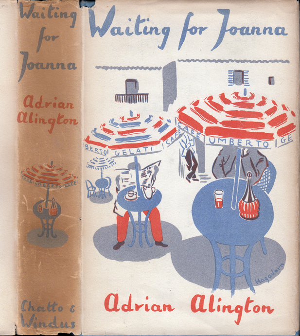 Waiting For Joanna. Adrian ALINGTON