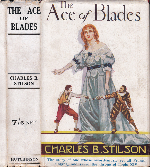 The Ace of Blades. Charles B. STILSON