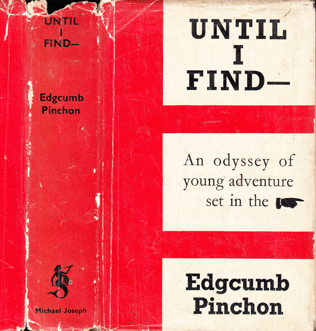 Until I Find. Edgcumb PINCHON