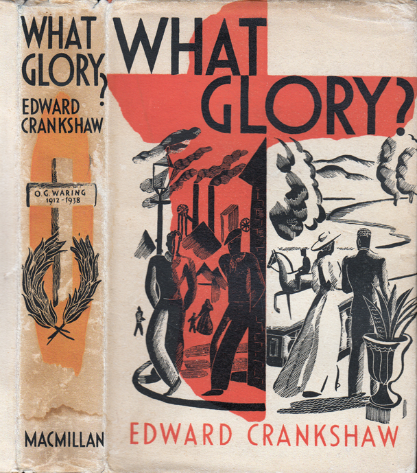 What Glory? Edward CRANKSHAW.