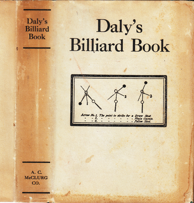 Daly's Billiard Book. Maurice DALY.