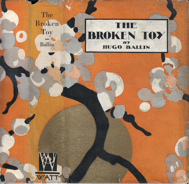 The Broken Toy. Hugo BALLIN