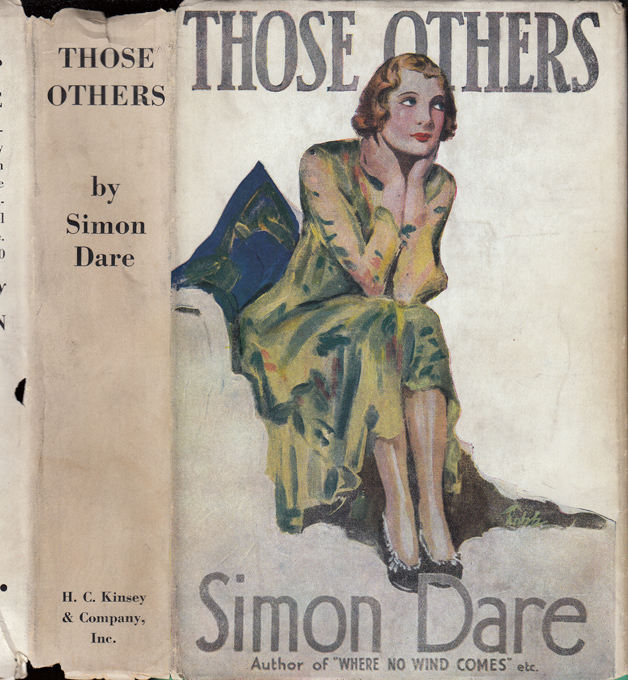 Those Others. Simon DARE.