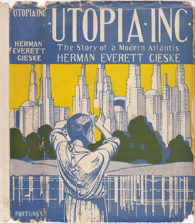 Utopia, Inc. Herman Everett GIESKE