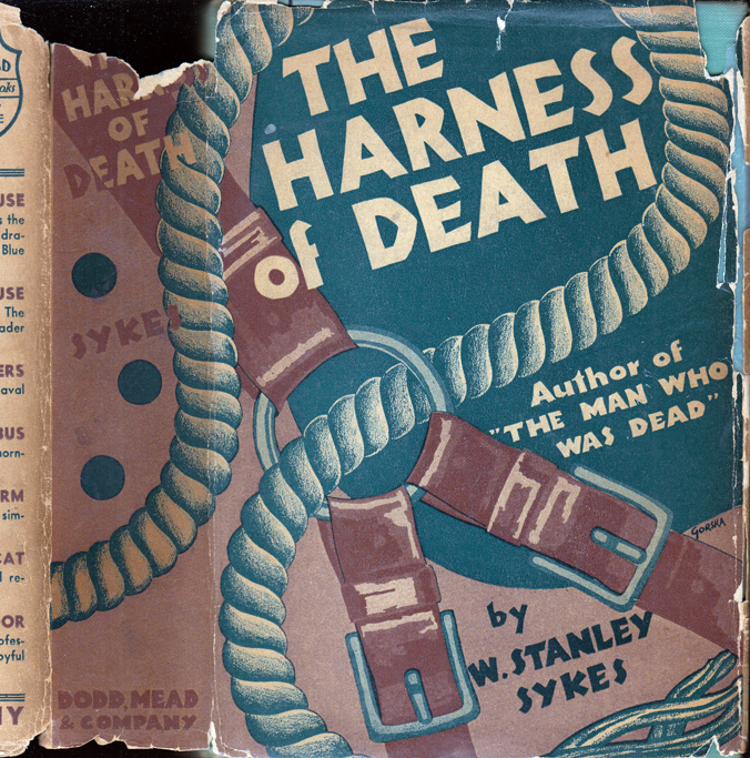 The Harness of Death. W. Stanley SYKES