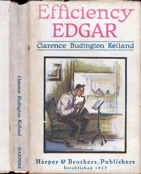 Efficiency Edgar. Clarence Budington KELLAND.