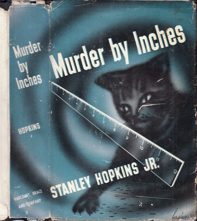 Murder By Inches. Stanley Jr HOPKINS