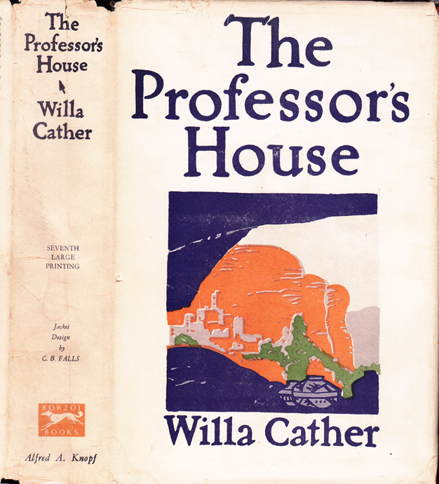 The Professor's House. Willa CATHER