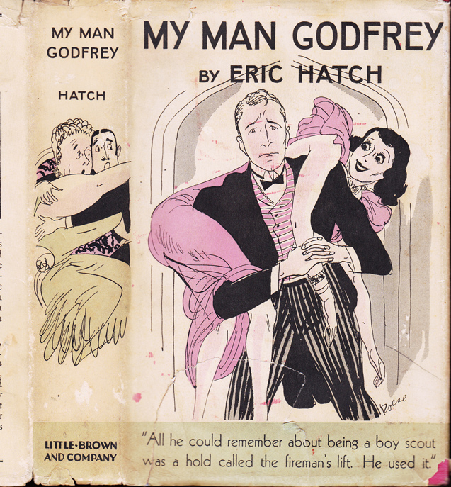 My Man Godfrey. Eric HATCH.