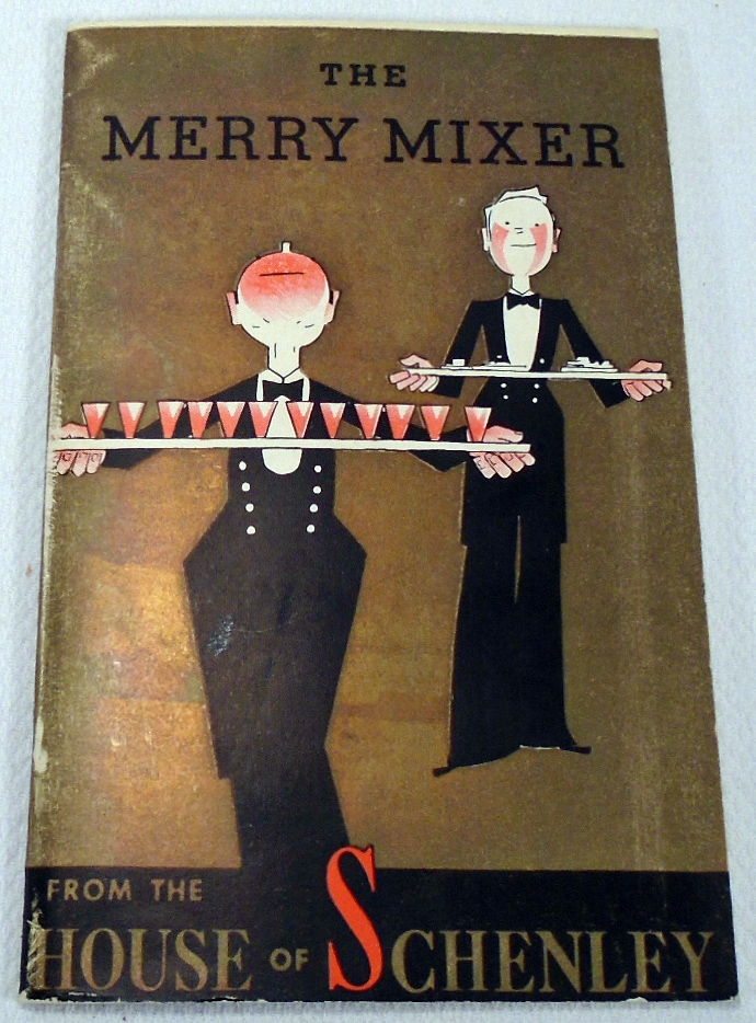 The Merry Mixer. John Jr HELD