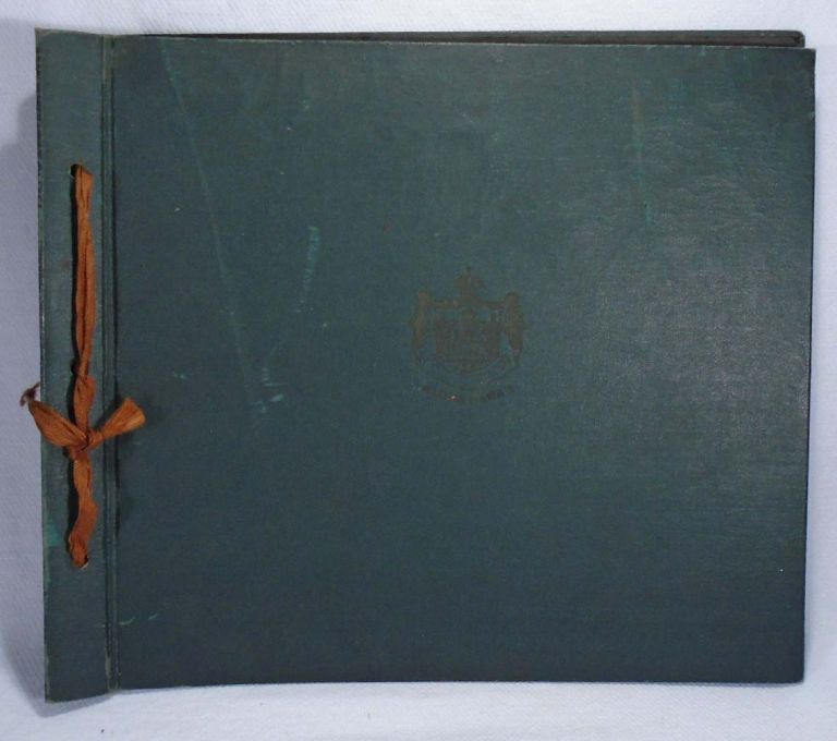 Photograph Album of Hawaii: Beaches; Architecture of Honolulu. HAWAII PHOTOGRAPH ALBUM