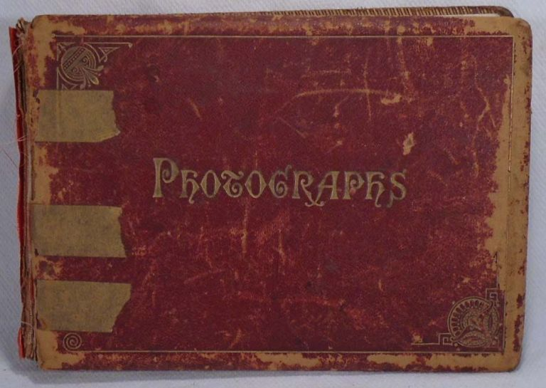 Photograph Album of Norwich, Yarmouth & Cromer England. PHOTOGRAPH ALBUM