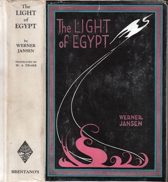 The Light of Egypt. Werner JANSEN