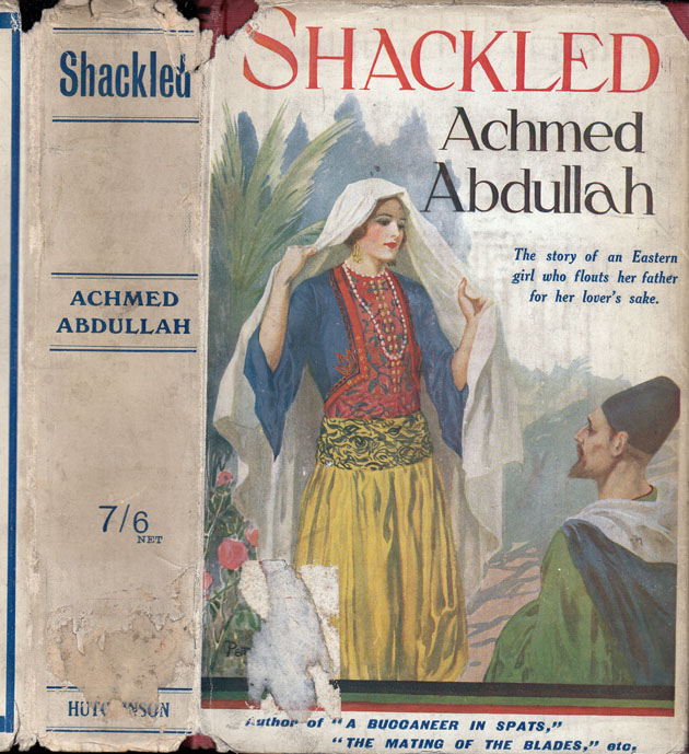 Shackled. Achmed ABDULLAH