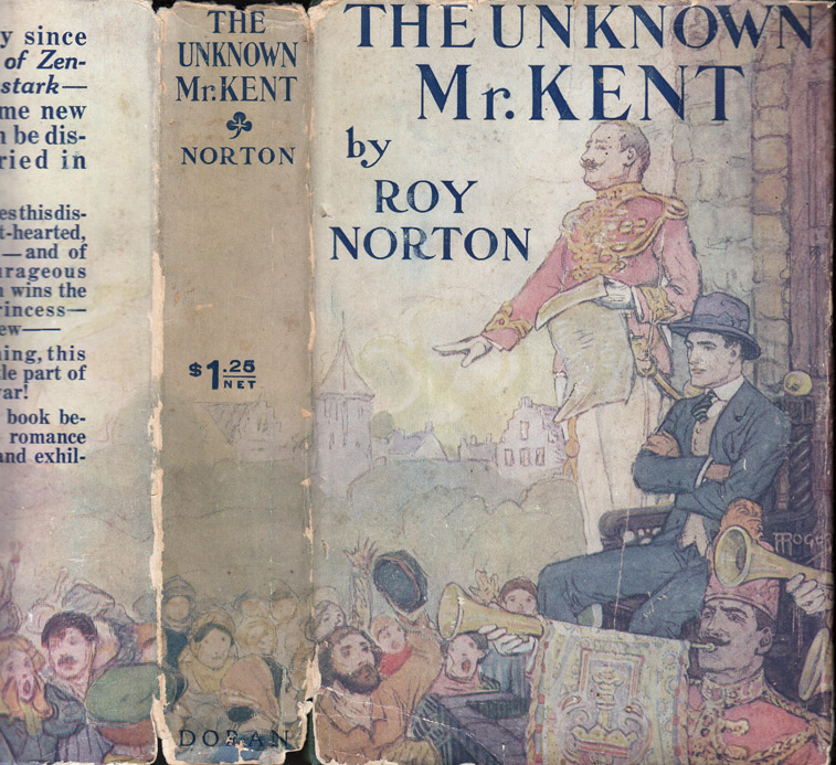 The Unknown Mr. Kent. Roy NORTON