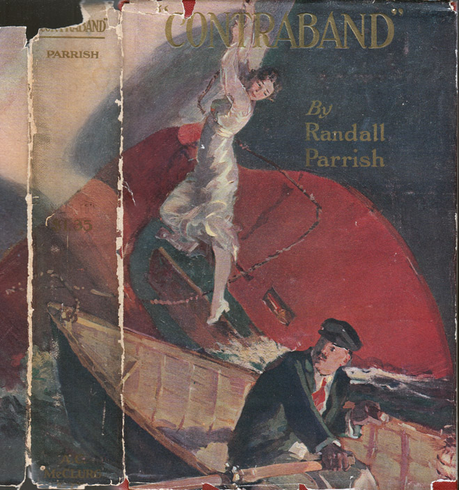 Contraband. (NAUTICAL FICTION). Randall PARRISH