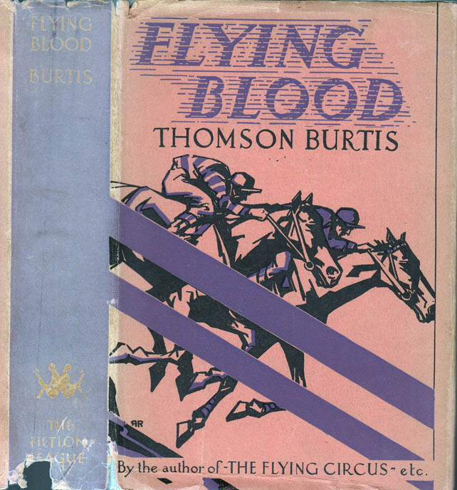 Flying Blood. Thomson BURTIS.