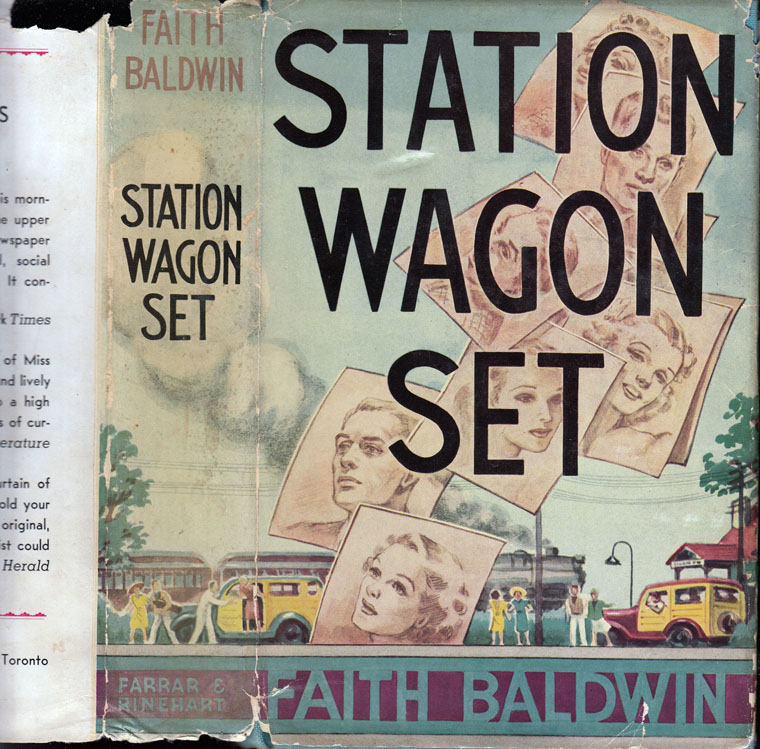 Station Wagon Set. Faith BALDWIN
