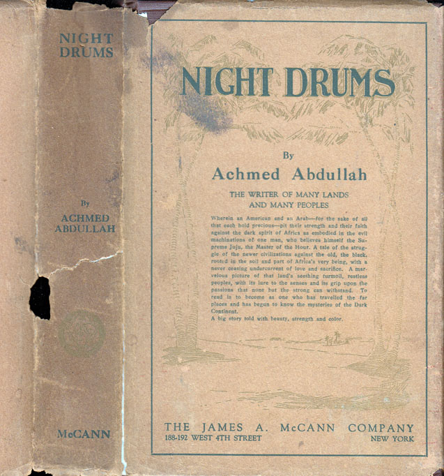 Night Drums. Achmed ABDULLAH.
