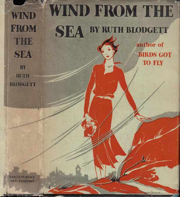 Wind from the Sea. Ruth BLODGETT