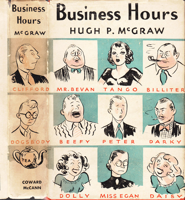 Business Hours. Hugh MCGRAW