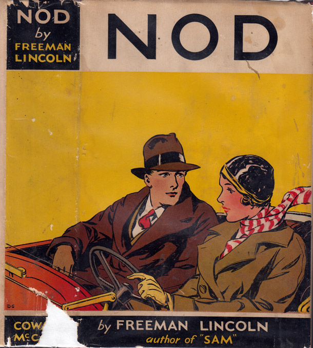 NOD. Freeman LINCOLN.