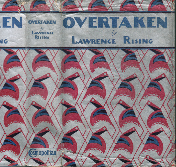 Overtaken. Lawrence RISING