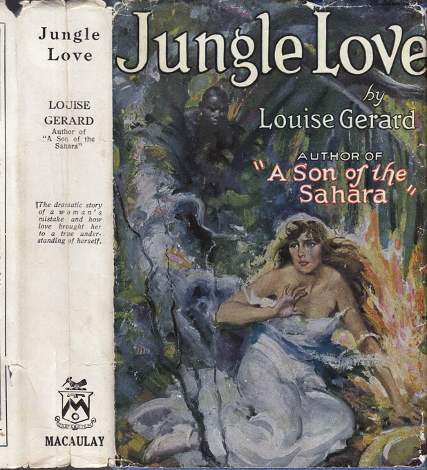 Jungle Love. Louise GERARD.