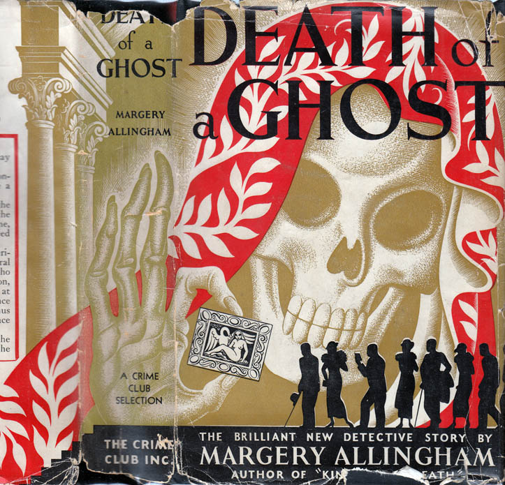 Death of a Ghost. Margery ALLINGHAM.