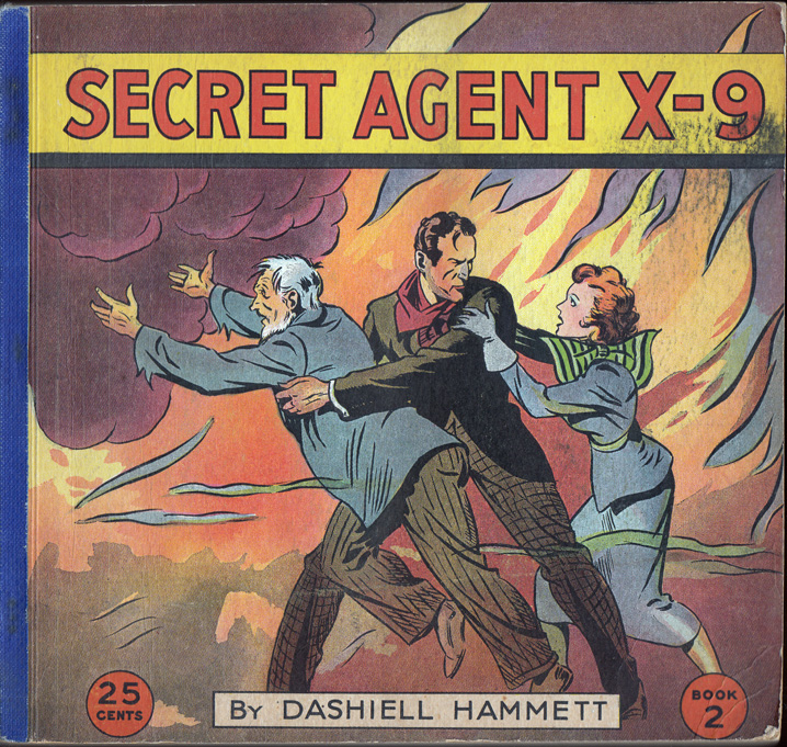 Secret Agent X-9, Book 2 [Two]. Dashiell HAMMETT