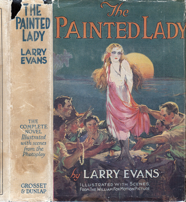The Painted Lady. Larry EVANS