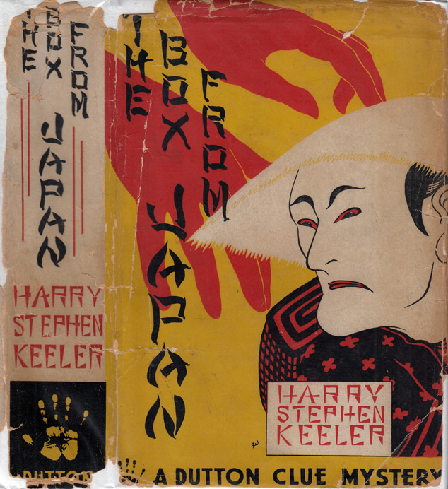 The Box From Japan. Harry Stephen KEELER
