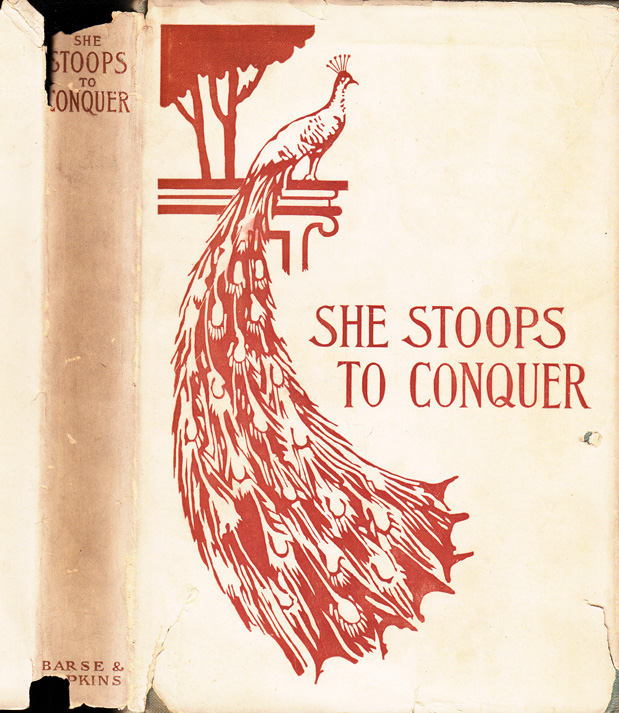 She Stoops To Conquer Oliver Goldsmith