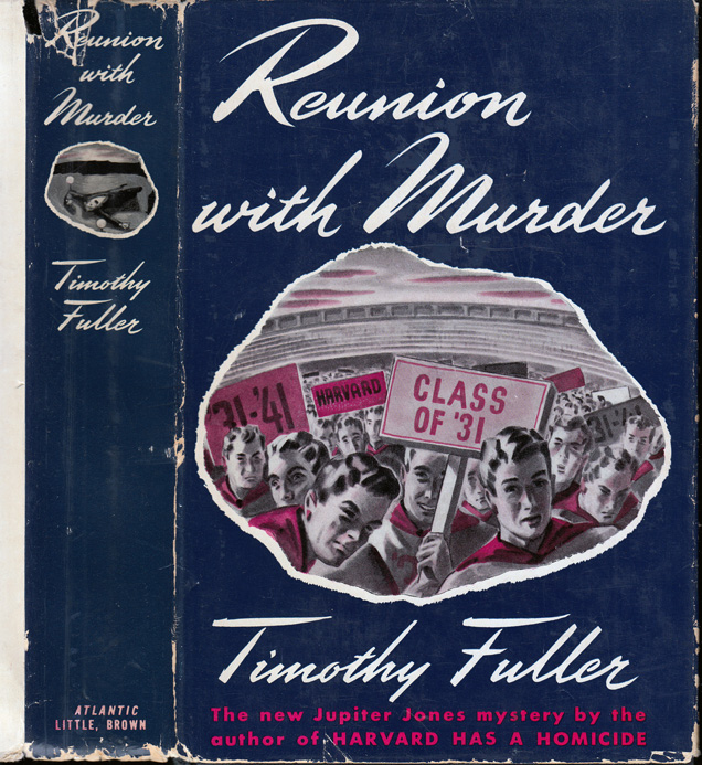 Reunion With Murder. Timothy FULLER