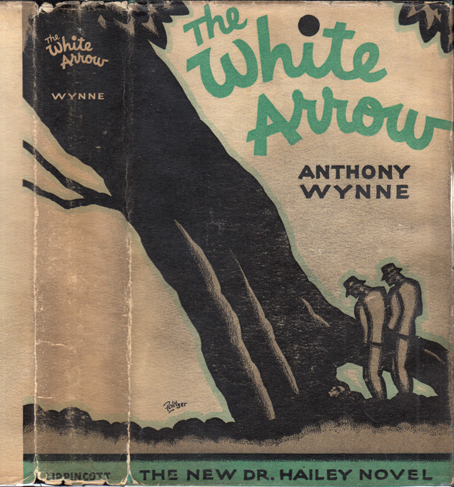 The White Arrow. Anthony WYNNE