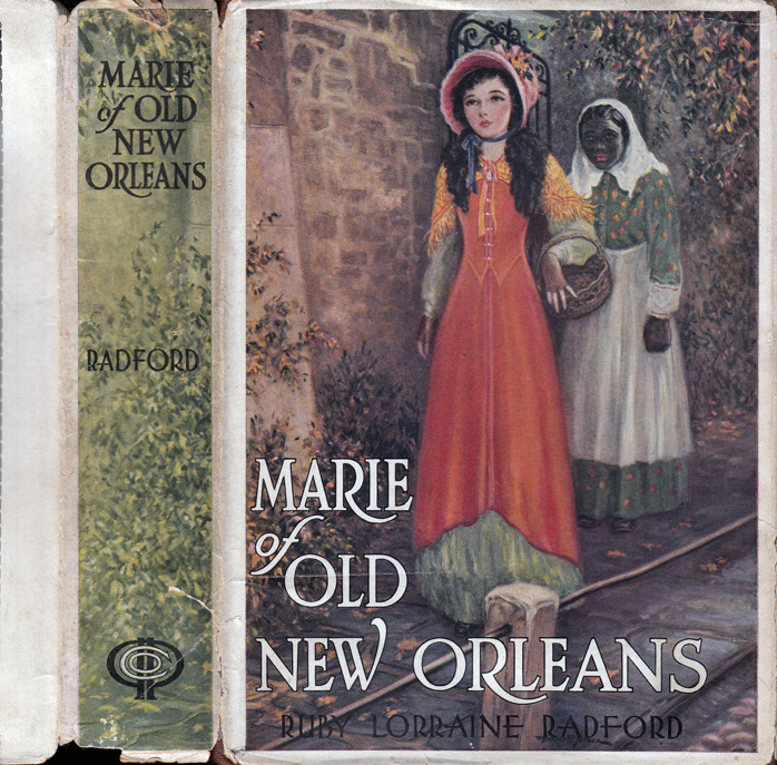Marie of Old New Orleans. Ruby Lorraine RADFORD