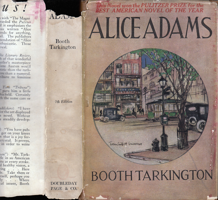Alice Adams. Booth TARKINGTON